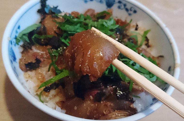竹浜 鰆(サワラ)丼