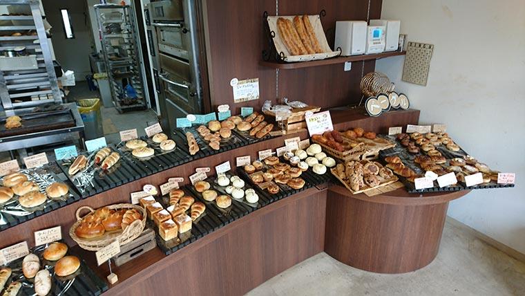 ベーカリー ココロ 318(Bakery cocoro 318) 店内