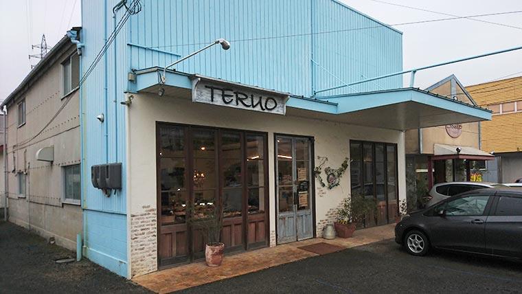 手作りパン屋のTERUO(テルオ) 駐車場