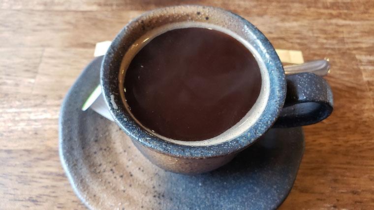 六花園 HOTコーヒー
