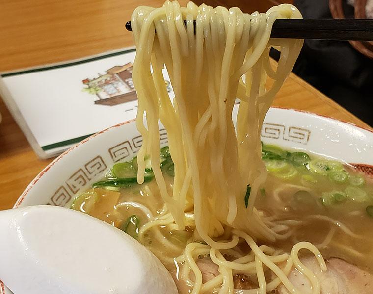 やまと 中華そば 麺