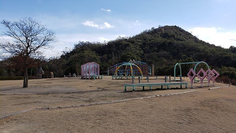 みやま公園 わんぱく広場