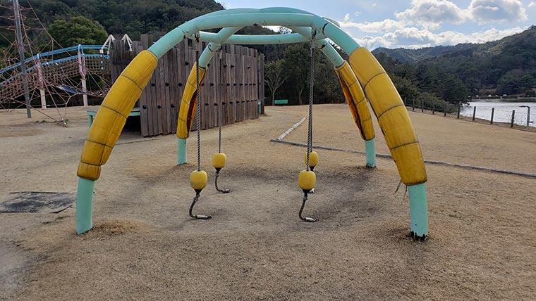 みやま公園 わんぱく広場 遊具