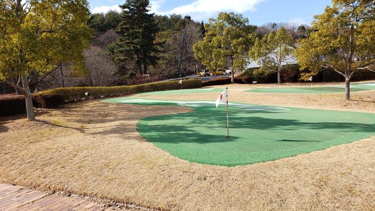 みやま公園 パターゴルフ