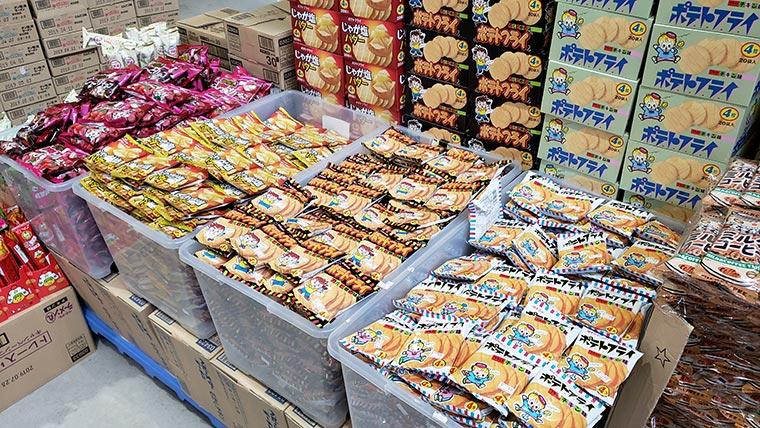 日本一のだがし売り場 ポテトフライ