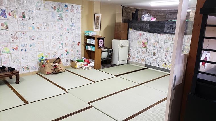 日本一のだがし売り場 なつかし遊び部屋