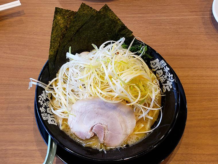 町田商店 岡山平井店 ラーメン(醤油)