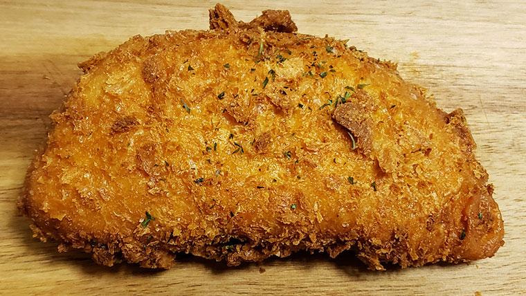 ベーカリーラボコンパン カツカレーパン