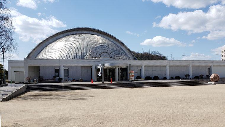 カブトガニ博物館 建物