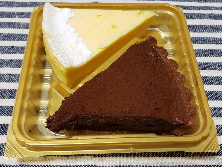 ドンレミーアウトレット岡山店 チーズケーキ ガトーショコラ