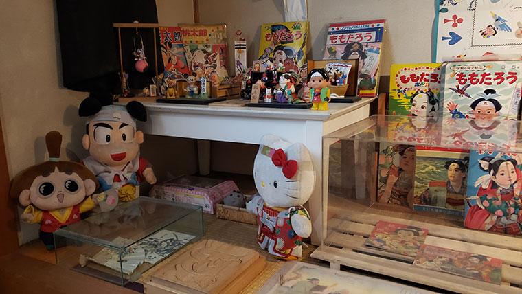 桃太郎のからくり博物館 館内 展示物