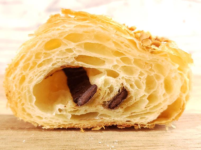 小さなパン屋 こむぎ クロワッサンショコラ