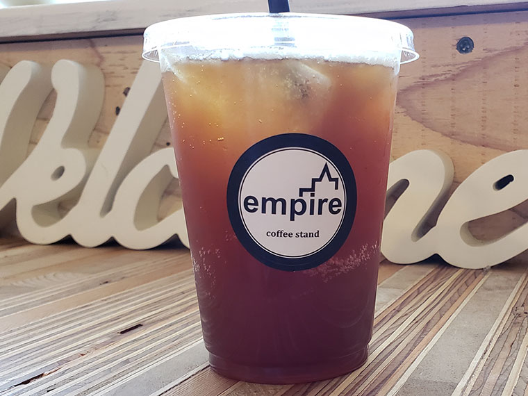 empire coffee stand(エンパイア) コーヒースカッシュ