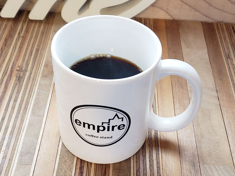 empire コーヒー