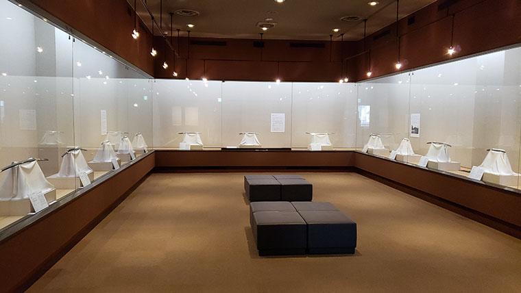 備前長船刀剣博物館 展示室