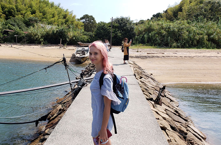 黒島 桟橋