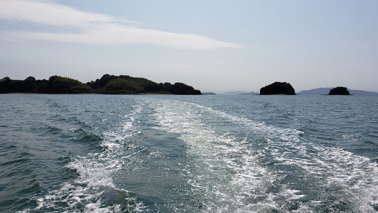 黒島ヴィーナスロード