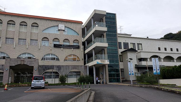 瀬戸内市立美術館 外観