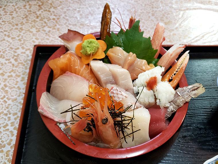 春夏秋冬 海鮮丼