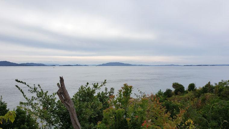 前島 景色