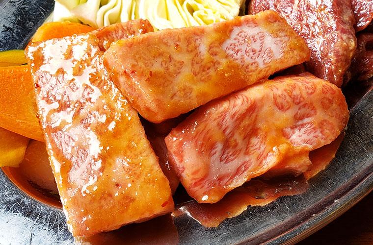 焼肉おふく 特選カルビ