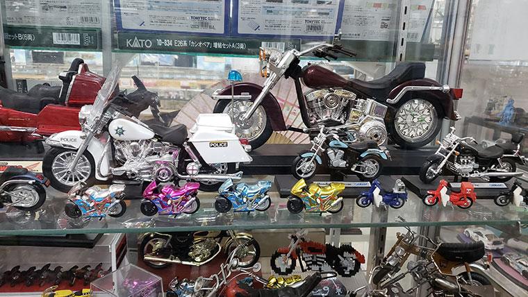 湯郷温泉てつどう模型館&レトロおもちゃ館 館内 おもちゃ