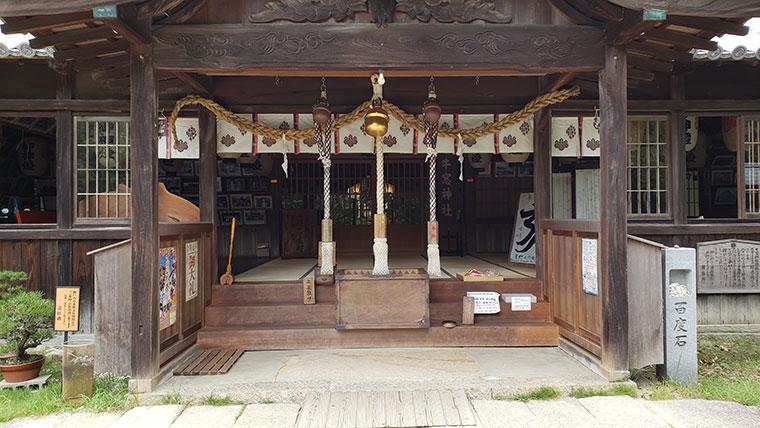 牛窓神社 本殿