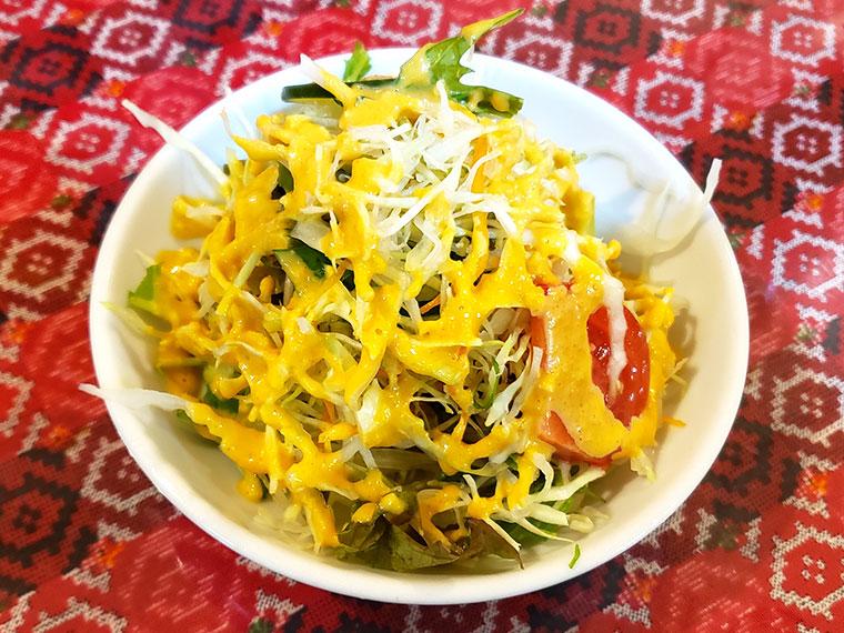 インディアン&ネパールレストラン ガリマ サラダ
