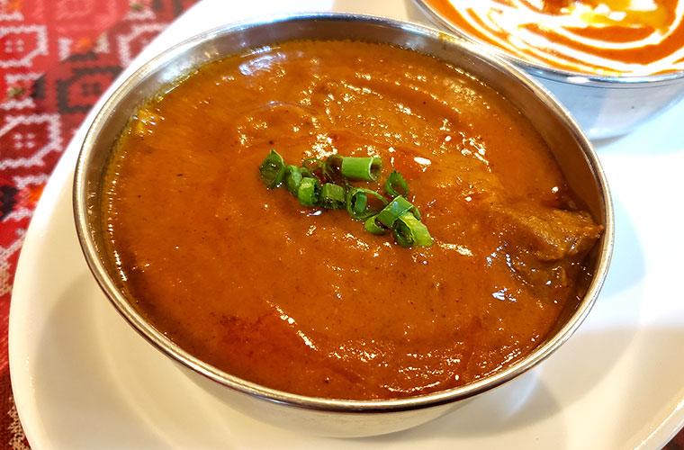 インディアン&ネパールレストラン ガリマ マトンカレー