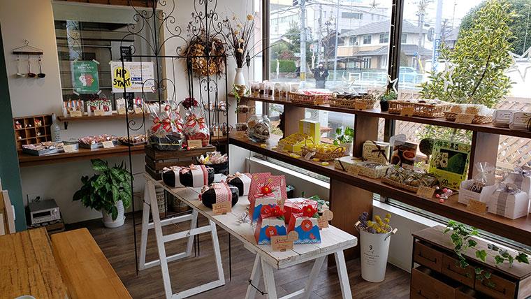ナチュレ(nature) 店内