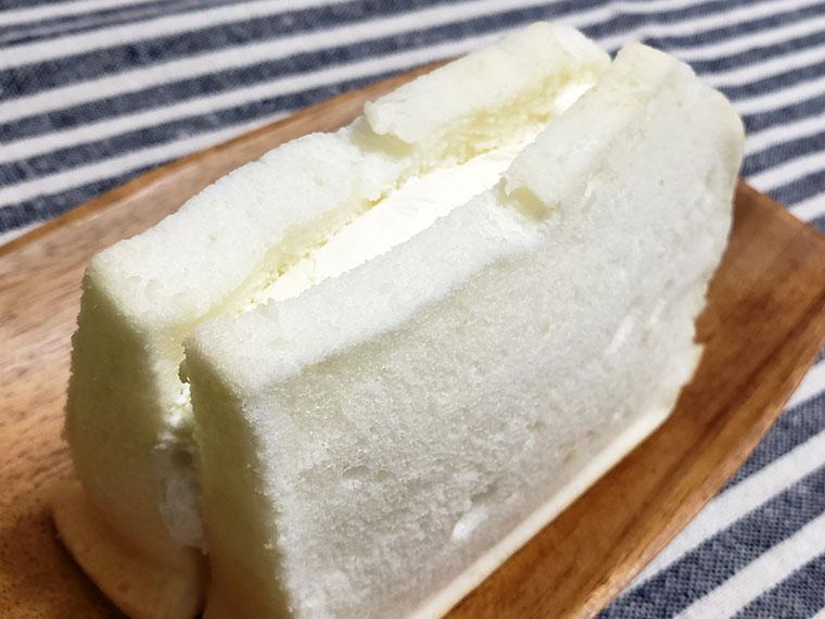 ナチュレ(nature) クリーム入りシフォンケーキ