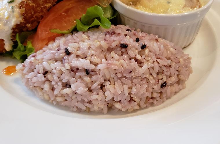 エルグレコ ラッシュアワー 雑穀米