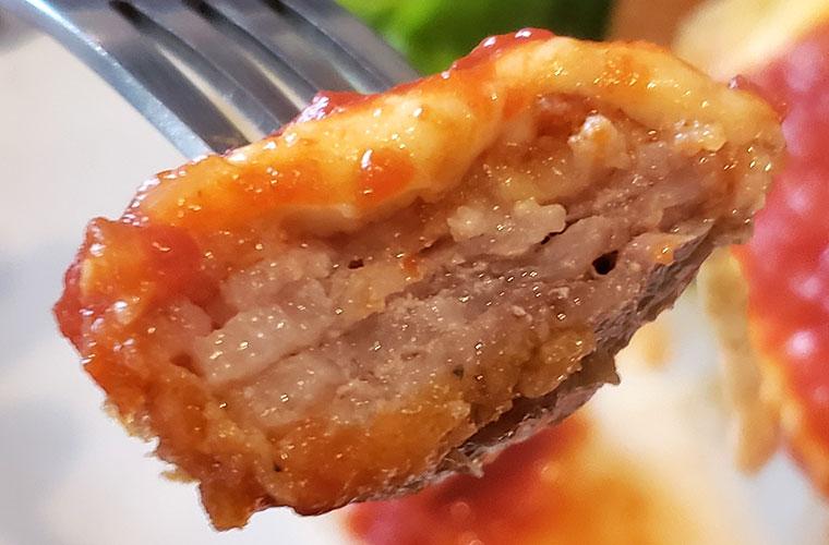 エルグレコ チーズのせミルフィーユカツレツ