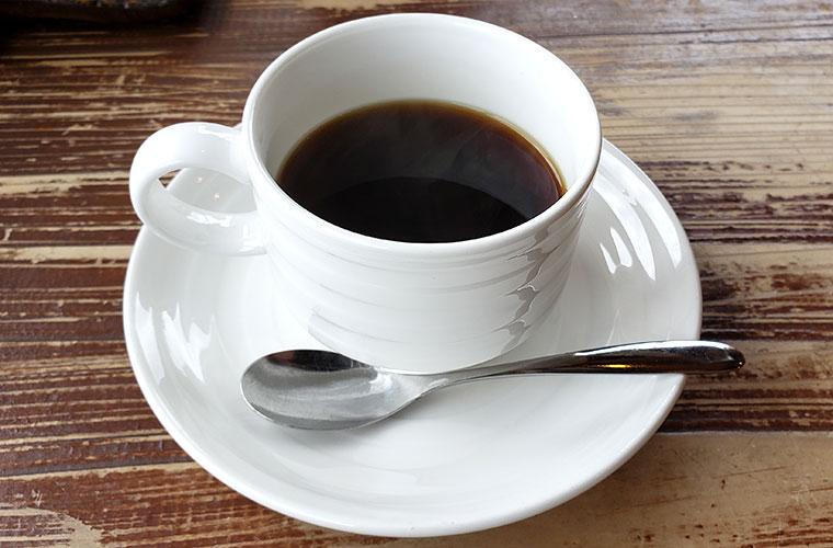 梟亭 コーヒー