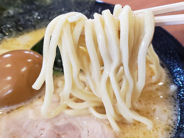 しゃかりき家 麺